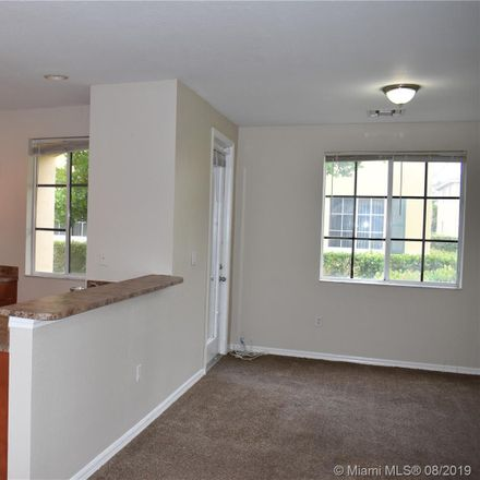 Rent this 2 bed townhouse on 6040 Southwest 19th Street in North Lauderdale, FL 33068