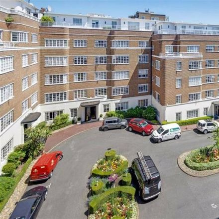 Rent this 3 bed apartment on Stockleigh Hall in 51 Prince Albert Road, London NW8 7LS