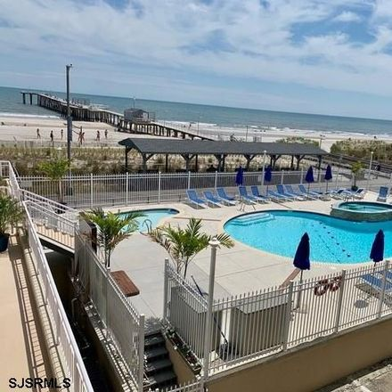 Rent this 2 bed apartment on Ventnor City Boardwalk in Ventnor City, NJ 08406