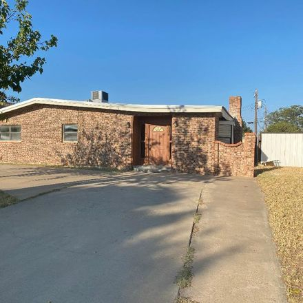 Rent this 4 bed house on 1004 Summer Avenue in Odessa, TX 79763