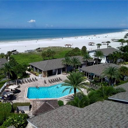 Rent this 2 bed condo on West Peppertree Drive in Point O'Rocks, FL 34242