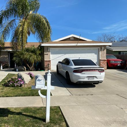 Rent this 3 bed house on 448 South Spruce Street in Tulare, CA 93274