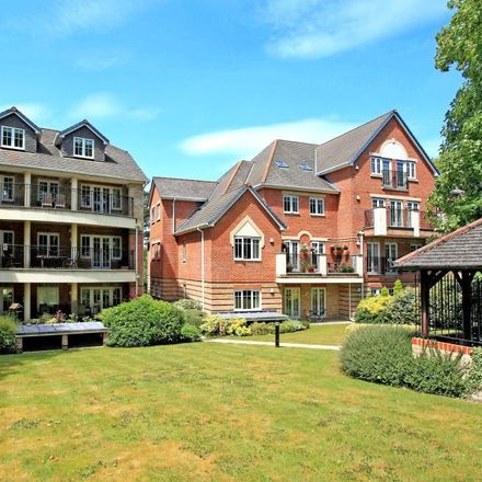 Rent this 1 bed apartment on Winchester Road in Basingstoke RG21 8XR, United Kingdom