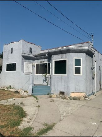 Rent this 3 bed house on 8312 Elm Street in Firestone Park, CA 90001