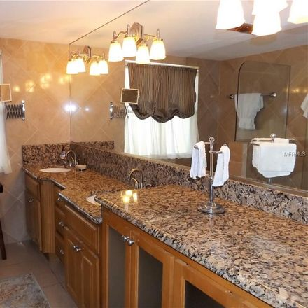 Rent this 3 bed house on 5409 Palm Aire Drive in Matoaka, FL 34243