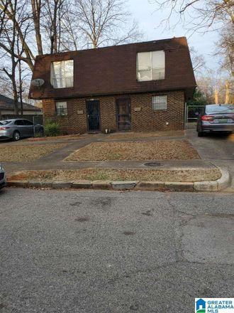 Rent this 2 bed duplex on 11th Street in Birmingham, AL 35218