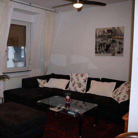 Rent this 2 bed duplex on Frankfurt in Nied, HESSE