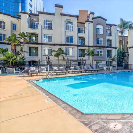 Rent this 2 bed apartment on 7190 Caminito Cruzada in San Diego, CA 92037