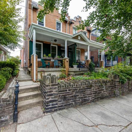 Rent this 4 bed townhouse on 7821 Germantown Avenue in Philadelphia, PA 19118