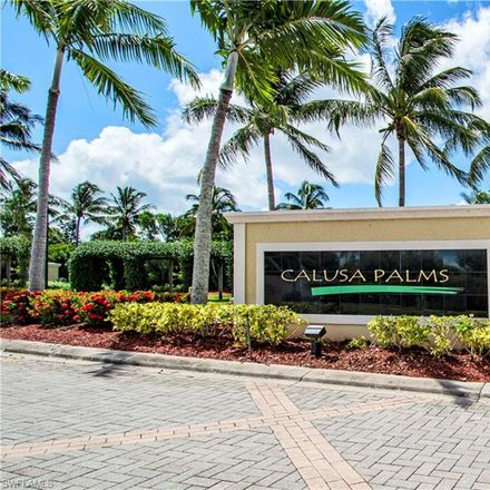 Rent this 2 bed condo on Calusa Palms Dr in Fort Myers, FL