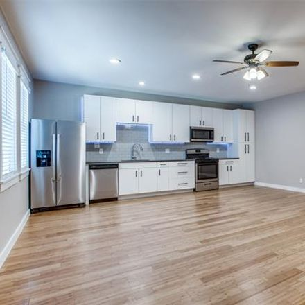Rent this 1 bed house on Junius Street in Dallas, TX 75246