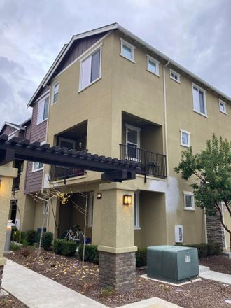 Rent this 3 bed condo on 1213 Coyote Creek Way in Milpitas, CA 95035