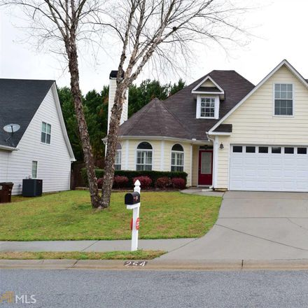 Rent this 4 bed house on 254 Turnbridge Circle in Peachtree City, GA 30269