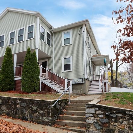Rent this 2 bed condo on 79;83 Guinan Street in Waltham, MA 02154