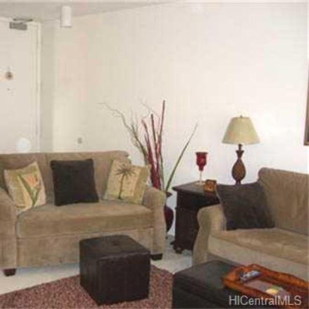 Rent this 1 bed apartment on Waikiki Banyan in 201 Ohua Avenue, Honolulu