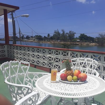 Rent this 1 bed apartment on Boca de Camarioca in Reparto La Playa, MATANZAS