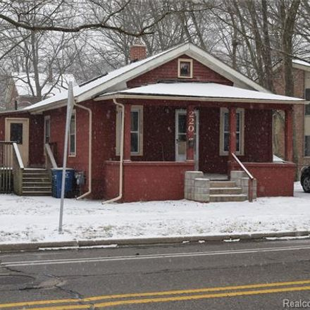 Rent this 3 bed house on S 7th St in Ann Arbor, MI