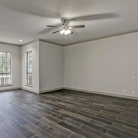 Rent this 4 bed house on 767 Windbreak Trail in Houston, TX 77079