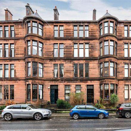 Rent this 3 bed apartment on Hyndland Parish Church in Kingsborough Lane, Glasgow G12 9JD