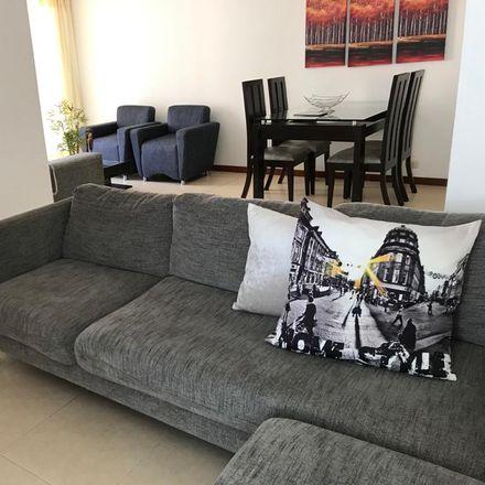 Rent this 3 bed apartment on Metroplús in Comuna 10 - La Candelaria, Medellín