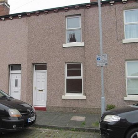 Rent this 2 bed house on Melrose Terrace in Carlisle CA1 2DP, United Kingdom