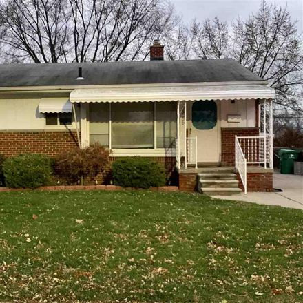 Rent this 3 bed house on Schroeder Ave in Eastpointe, MI