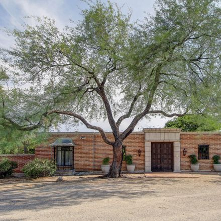 Rent this 3 bed house on 5350 E Cam Francisco Soza in Tucson, AZ