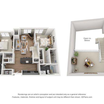 Rent this 1 bed apartment on 307 Washington Street in Conshohocken, PA 19428