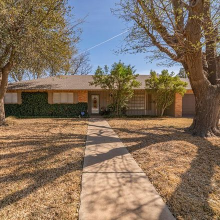 Rent this 4 bed house on 2513 Seaboard Avenue in Midland, TX 79705