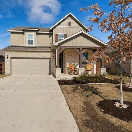 Rent this 3 bed house on Cascade Trl in San Marcos, TX
