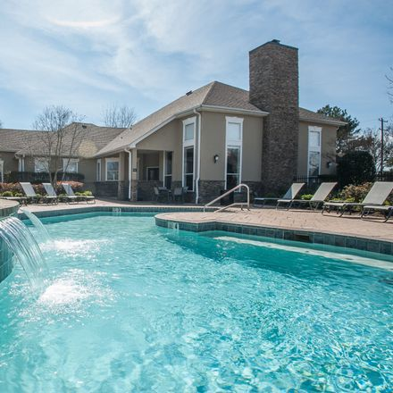 Rent this 3 bed apartment on Southwind Elementary School in Whispering Bend Drive, Southwind