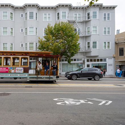 Rent this 0 bed room on 1501 California Street in San Francisco, CA 94164