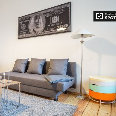 Rent this 1 bed apartment on Anzengruberstraße 2 in 12043 Berlin, Germany