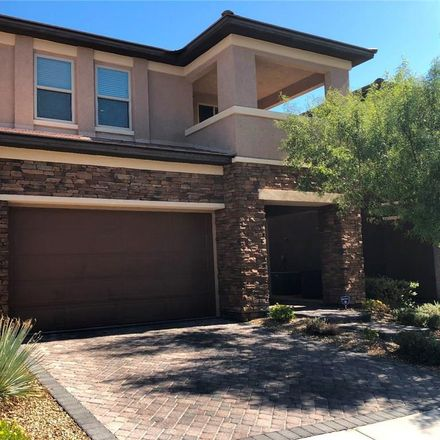 Rent this 4 bed house on 5366 Hollymead Drive in The Mesa, NV 89135