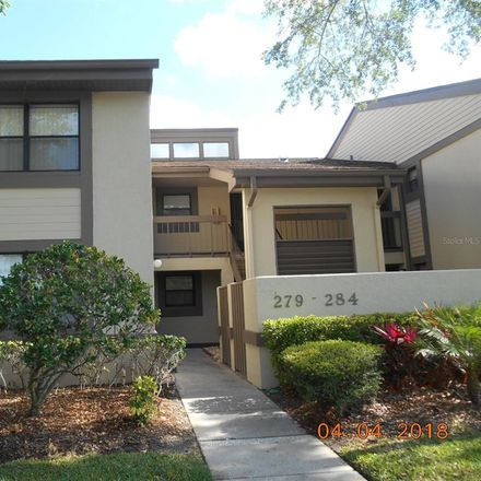 Rent this 2 bed condo on 284 Woodlake Wynde in Oldsmar, FL