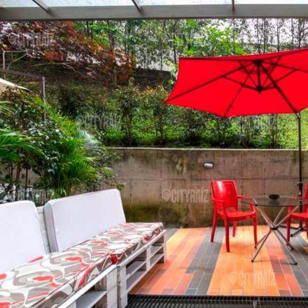 Rent this 1 bed apartment on Los Mangos in Carrera 35 2 Sur - 67, Comuna 14 - El Poblado
