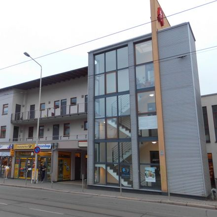 Rent this 1 bed apartment on Marienthaler Straße 143 in 08060 Zwickau, Germany