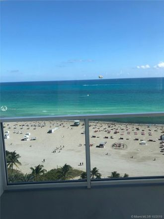 Rent this 2 bed condo on 100 Lincoln Road in Miami Beach, FL 33139
