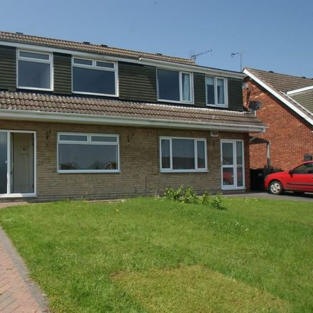 Rent this 3 bed house on All Hallowes Drive in Doncaster DN11 9PP, United Kingdom