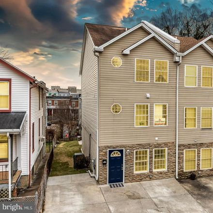 Rent this 3 bed townhouse on 1225 Dellwood Avenue in Baltimore, MD 21211