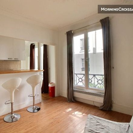 Rent this 1 bed apartment on 40 Rue Jean-Baptiste Pigalle in 75009 Paris, France