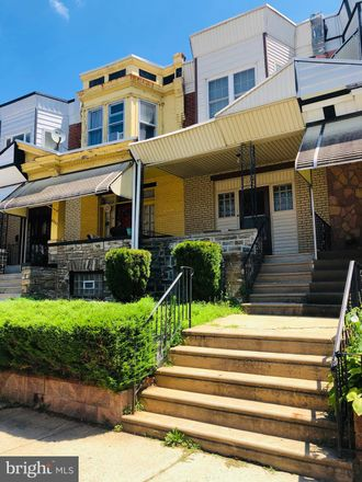 Rent this 3 bed townhouse on 6261 North 18th Street in Philadelphia, PA 19141