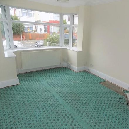Rent this 2 bed house on Westbank Avenue in Blackpool FY4 5BT, United Kingdom
