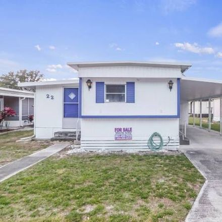 Rent this 2 bed house on 22 Parkwood Road in Winter Haven, FL 33881