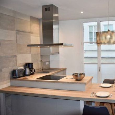 Rent this 3 bed apartment on 17 Rue Duphot in 75001 Paris, France
