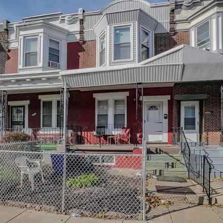 Rent this 3 bed townhouse on 4526 North Smedley Street in Philadelphia, PA 19140
