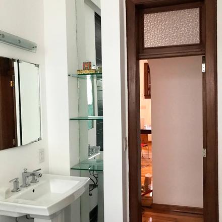 Rent this 1 bed apartment on Estacionamiento Publico in Calle Colima, Roma Norte