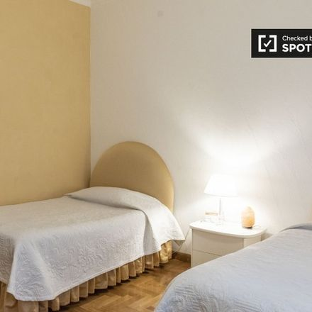 Rent this 2 bed room on Via dei Feltreschi in 00164 Rome RM, Italy