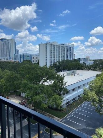 Rent this 1 bed condo on 206 South Street in Orlando, FL 32801