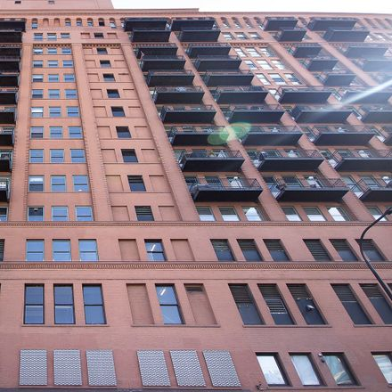 Rent this 1 bed townhouse on Randolph Place Lofts in 165 North Canal Street, Chicago